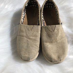 Toms Big Kids' Burlap Biminis Sperrys Shoes